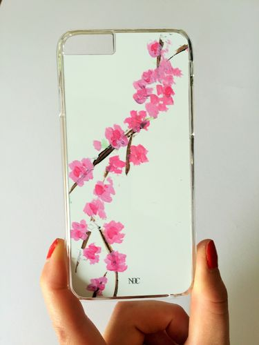 Iphone Case - Kirsikkapuu