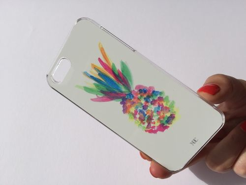 Iphone Case - Ananas