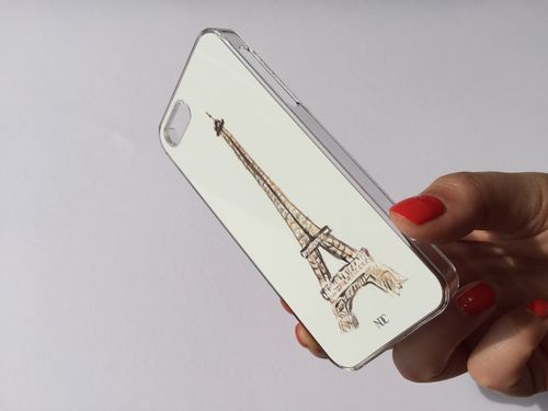 Case Iphone - Eiffel