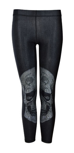 Crystal Skull Leggings