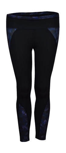 Zara 7/8 Leggings Midnight Leaf