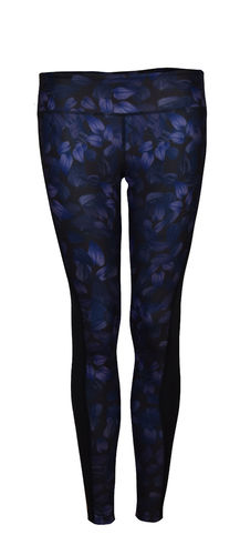 Amelia Leggings Midnight Leaf