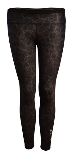 Lauren 7/8 Leggings Midnight Pansies