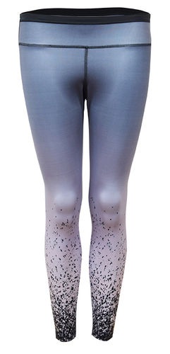 Ombre Splash Leggings Lauren 7/8