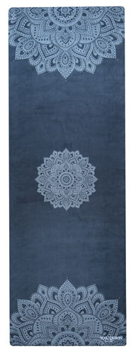 Mandala Black Travel Yogamatte