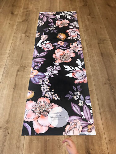 Botanical Hot Yoga Towel Yogamatte Outlet