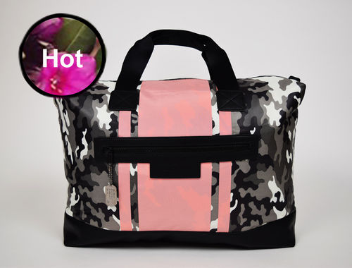 Boxing Tasche - Camo Pink