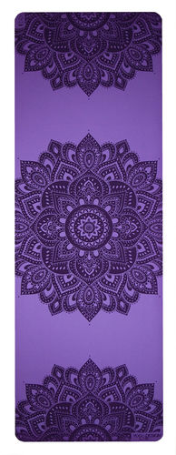 Infinity Yogamatte Lavender